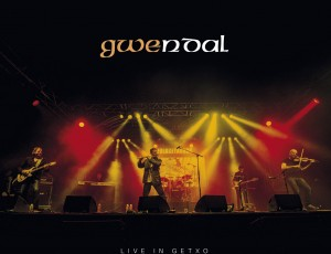 "GWENDAL  NEW ALBUM ""LIVE IN GETXO"""