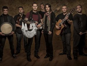 "MOSQUERA CELTIC BAND ""A Viaxe do Celta"""