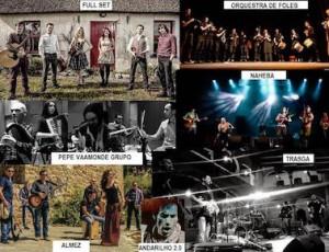 FESTIVAL INTERCELTICO DE SENDIM 2016