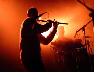 "MICHAEL McGOLDRICK BAND  ""Watermans"" ORTIGUEIRA 2009"